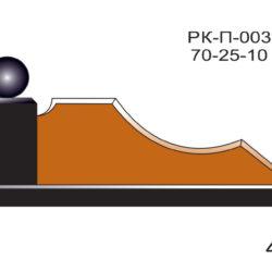Цоколя РКП-003